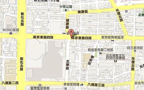 南京東路四段66號|東路- 南京東路四段66號|東路 - 快熱資訊 - 走進時代
