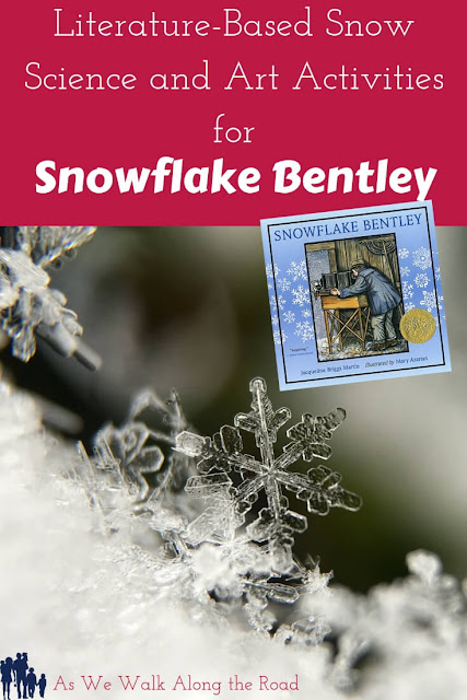 Snowflake Bentley unit study