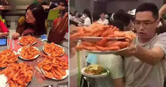 Buffet fiasco caused by Chinese tourists