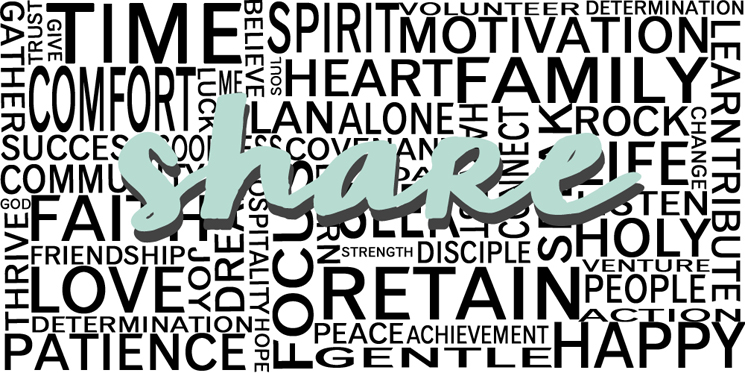 One Little Word | An Intentional 2017 - A Simpler Grace #onelittleword