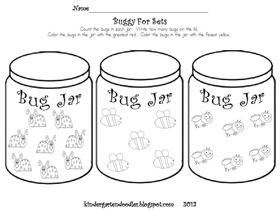 Kinder Doodles: New Buggy Activity Sets
