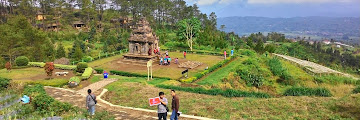 Cerita dari Gerimis di Candi Gedong Songo