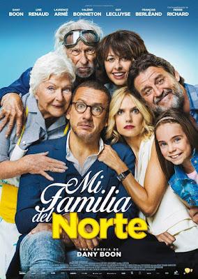 La Ch'tite Famille 2018 Custom HD Dual Spanish 5.1
