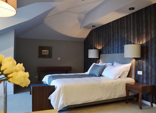 Hotel do Parque em Braga - quarto