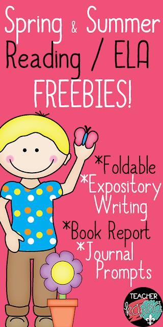 Spring FREEBIES TeacherKarma.com