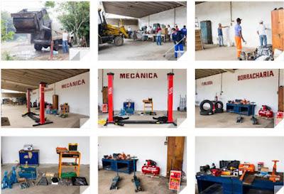 Prefeitura de Iguape adquire equipamentos