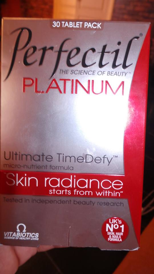 Perfectil Triple Active Skin Hair Nails Side Effects