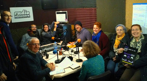 Presentación de la Semana en Radio Almenara
