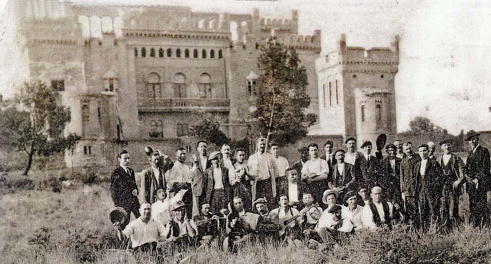Fotos antiguas de Zaragoza Rafael CastillejoZaragoza