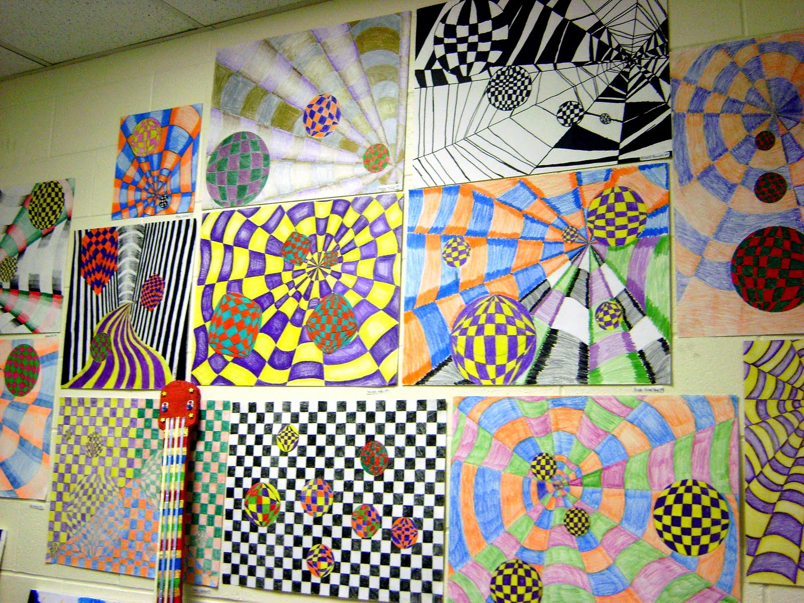 Fall Art Lesson Plans For Middle School - middle school level art ...