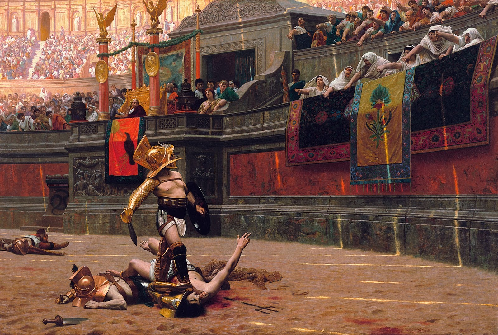 the life and history of gladiators in ancient rome Roman gladiators have long been a source of fascination and confusion, often depicted as maltreated slaves drawn from ancient rome's enemies, forced to fight to the death in brutal and blood-curdling displays of mortal combat and though such acts certainly occurred, the truth is rather more complex.