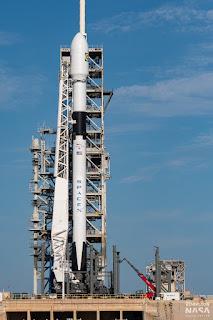 Bangabandhu 1 Satellite In Falcon 9 Rocket