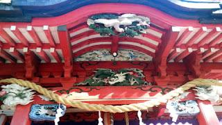 元八王子の八幡神社