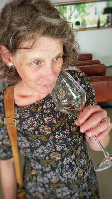 Wein probieren