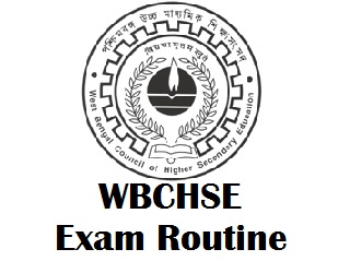West Bengal 12th Time Table 2018