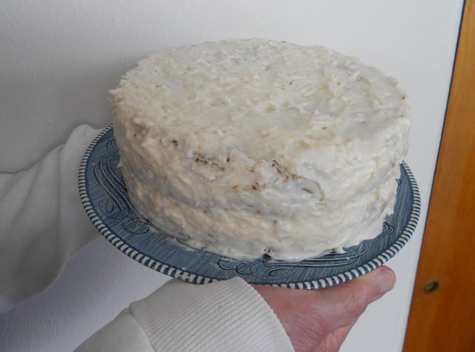 Best Banana Layer Cake Photo