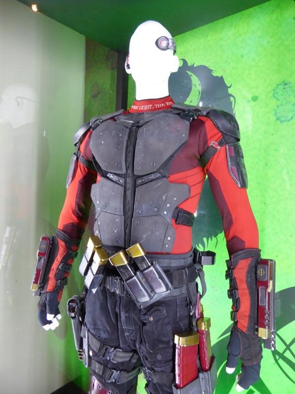 Suicide Squad Deadshot costume