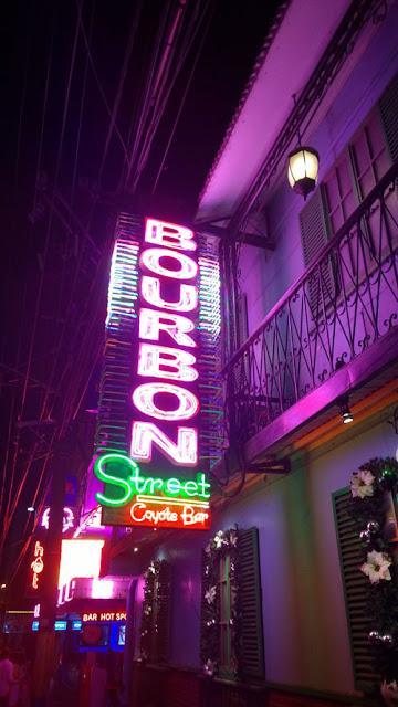 bourbon street coyote bar manila jakarta100bars