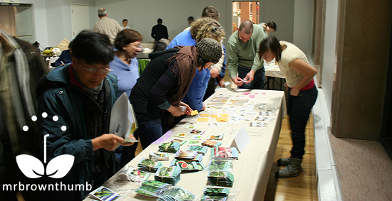 Seed Swap in Chicago