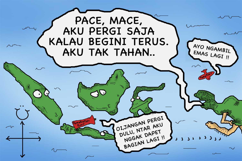 Gambar Meme Lucu Papua Top Meme