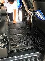 Thảm lót sàn Toyota Alphard 2016