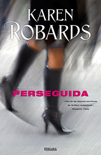 Perseguida – Karen Robards