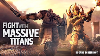 Dawn of Titans Mod Apk + Data For Android 1.6.13 (Free Shopping)