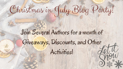 Christmas in July Blog Party