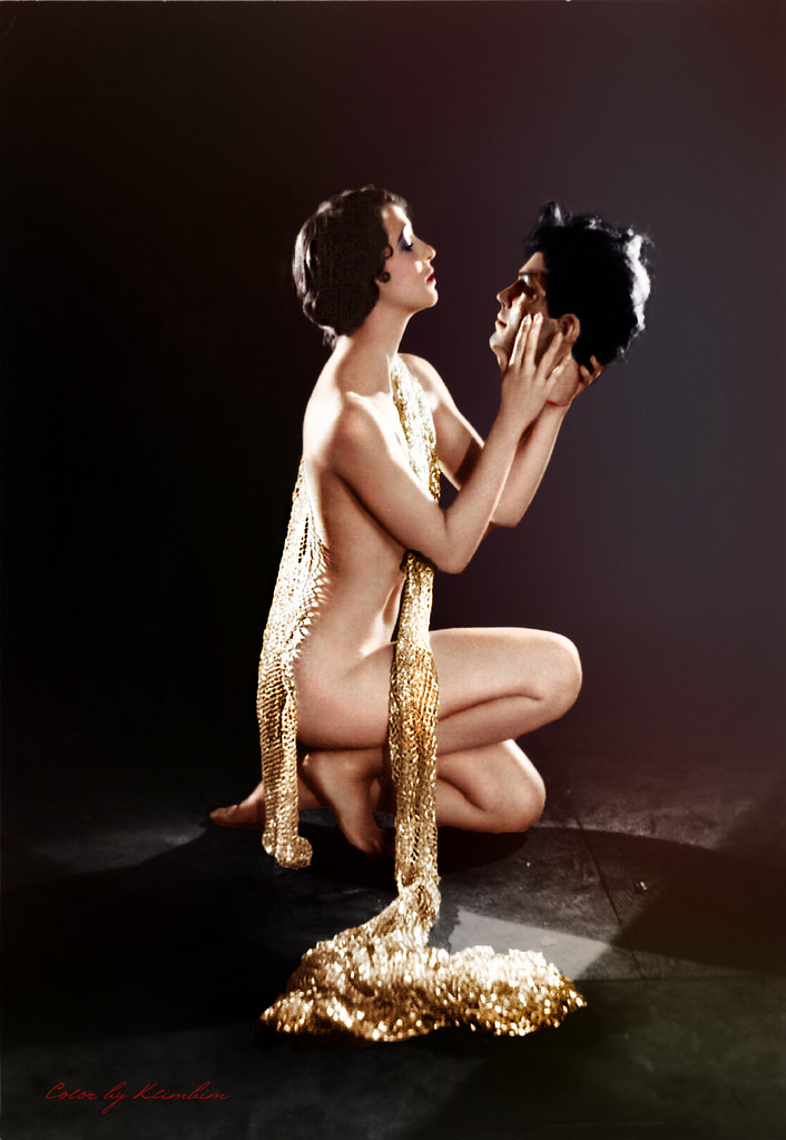 Kathryn Stanley as Salome