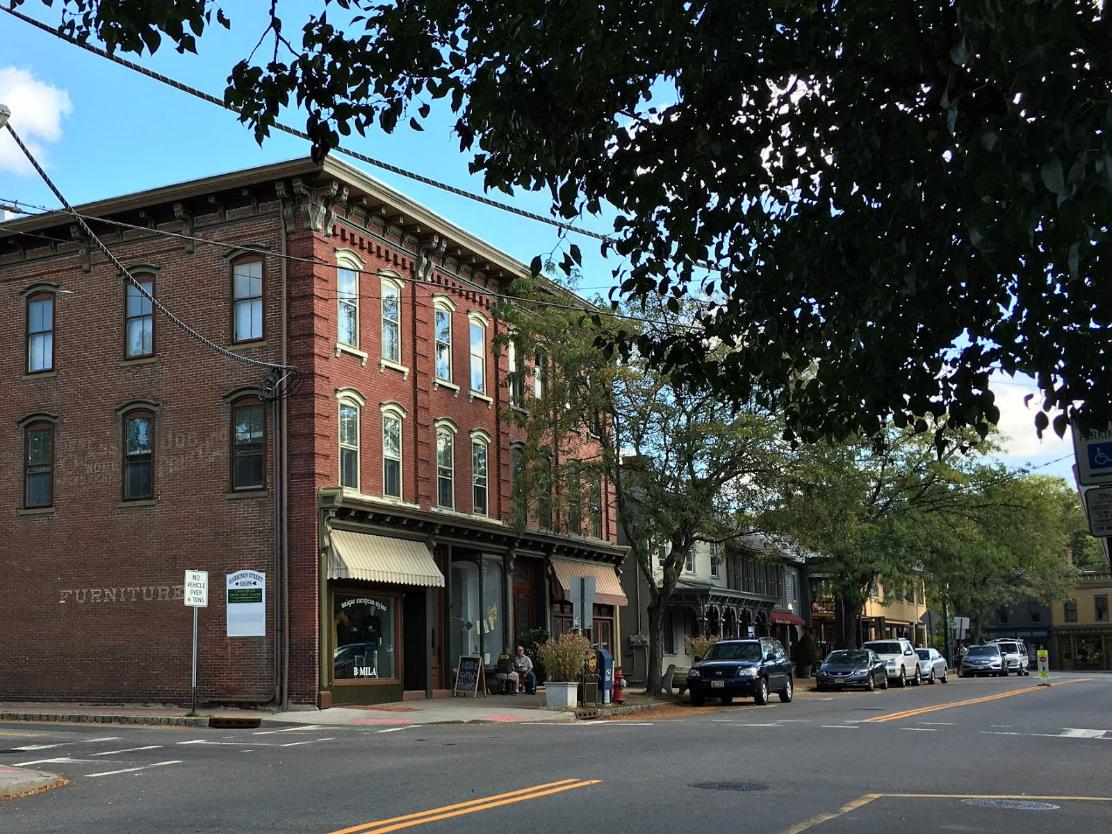 Places to Spend a Fall Day - Frenchtown NJ