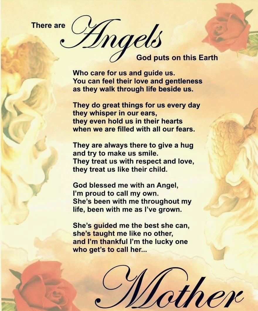 Facebook Mothers day poem image