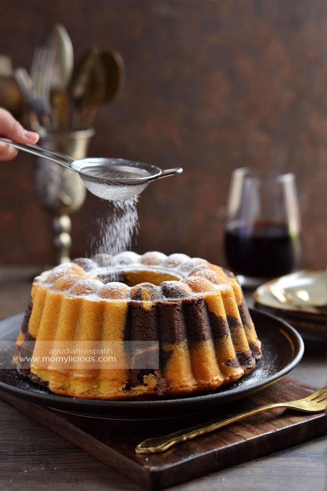 Marble Cake Jadul