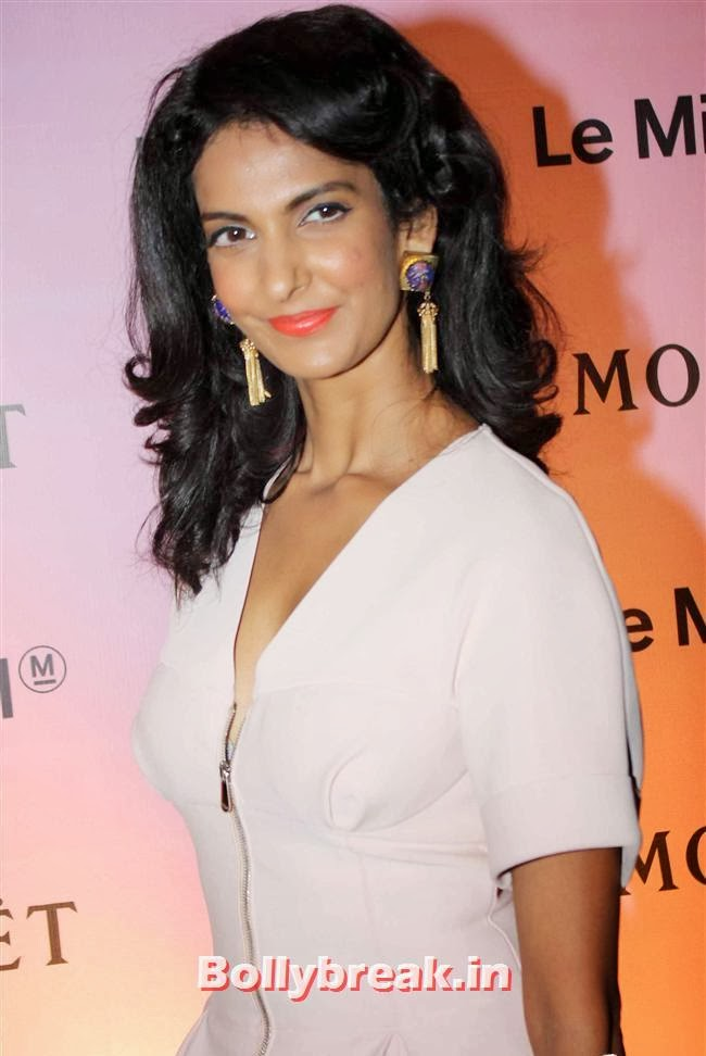 Poorna Jagannathan, Celebs at Moet and Chandon Valentines Day Celebrations