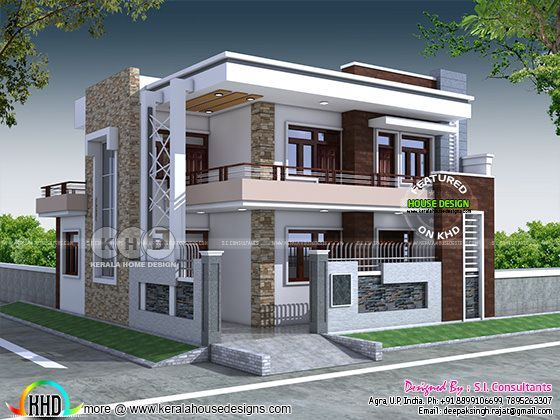 5 bedroom contemporary house architecture