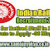 Indian Railway Jobs for Retired Staff in Delhi - Last Date to Apply -06 May 2019