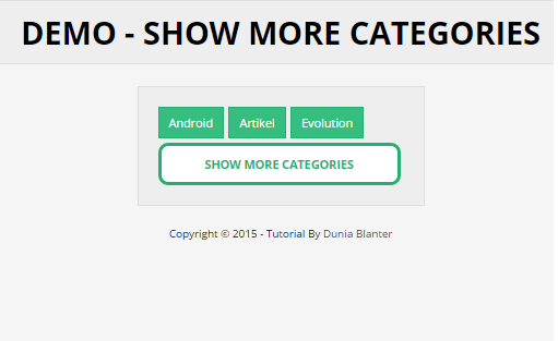 Show hide  more categories Blogger