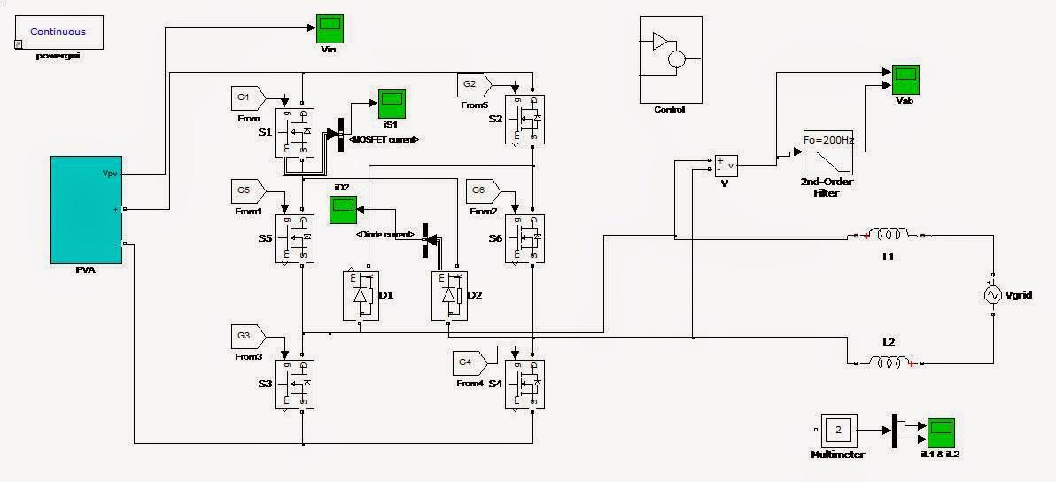 MATLAB Electrical IEEE +917207560923: High-Efficiency