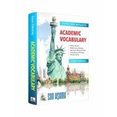 İrem Yayıncılık Akademıc Vocabulary For YDS TOEFL IELTS and PTE (2014)