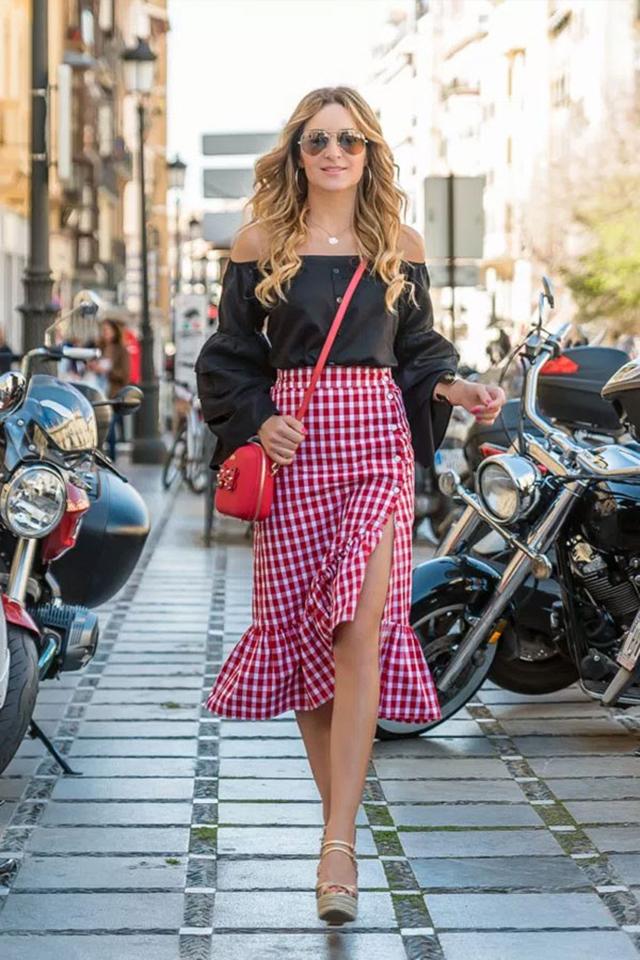 estampa vichy, como usar a estampa vichy, tendência verão 2018, blog de dicas de moda, blogueira de moda, blog de moda em ribeirão preto, fashion blogger em ribeirão preto, blog de dicas de moda, o melhor blog de dicas de moda