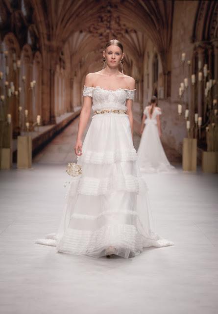"""Valmont Barcelona Bridal Fashion Week"""