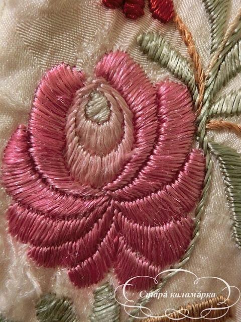 венгерская вышивка