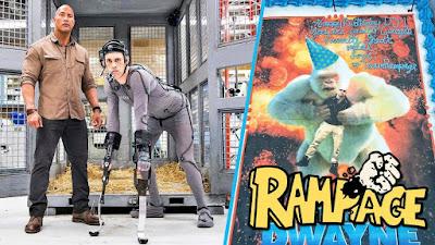 Rampage Movie Trivia