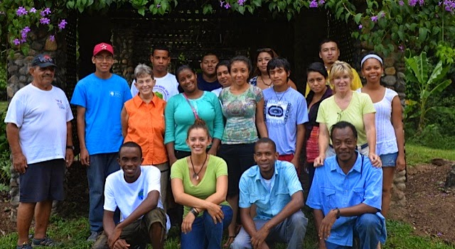 Belize Recieves Leadership Training for Social and ...