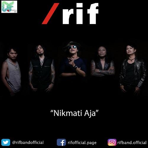 RIF - Nikmati Aja
