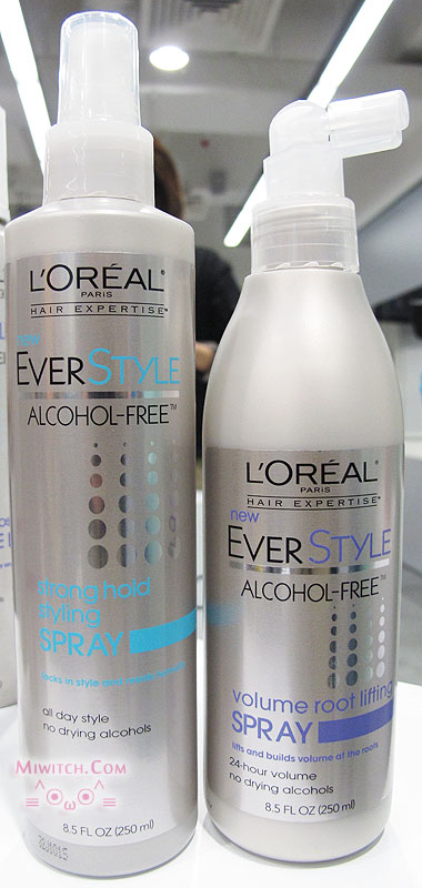 To Use Spray Onto Damp Hair Concentrating On The Roots Dry And Style As Usual More L Oreal Paris