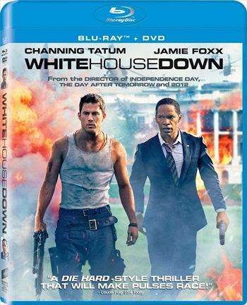 White House Down 2013 Dual Audio Hindi 480p BluRay 400mb