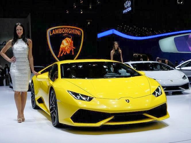 10 Gambar Mobil Sport Lamborghini Paling Mewah dan Keren