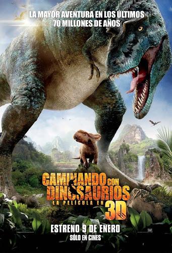 Caminando con Dinosaurios DVDRip Latino