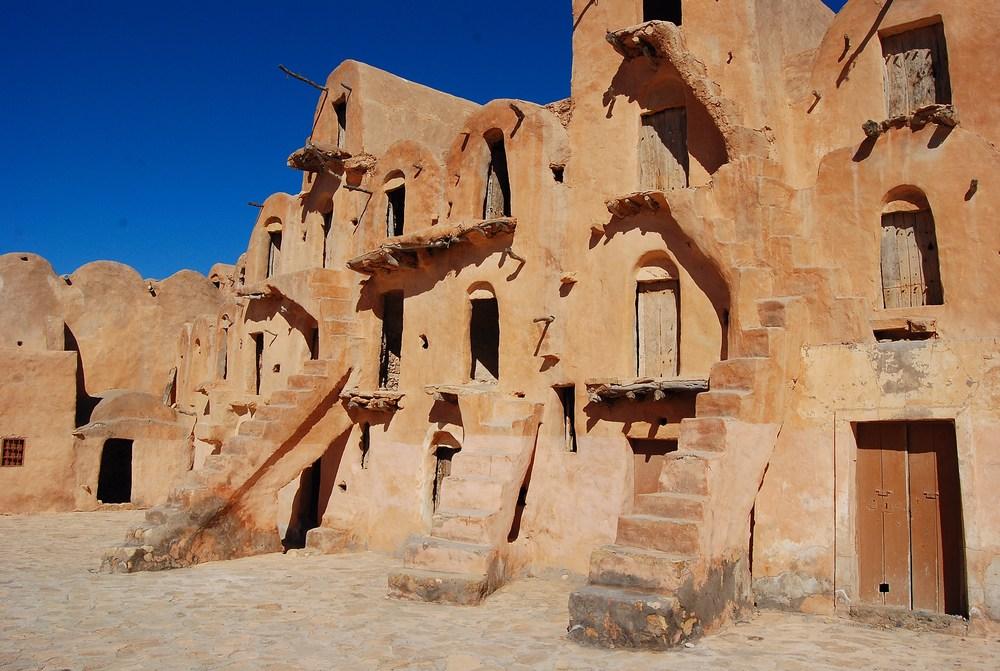 le ksar le mieux conservé de Tunisie, Ouled Soltane