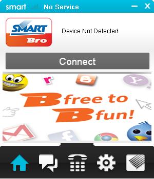 Smart Bro MF180 Modem Firmware Upgrade Procedure